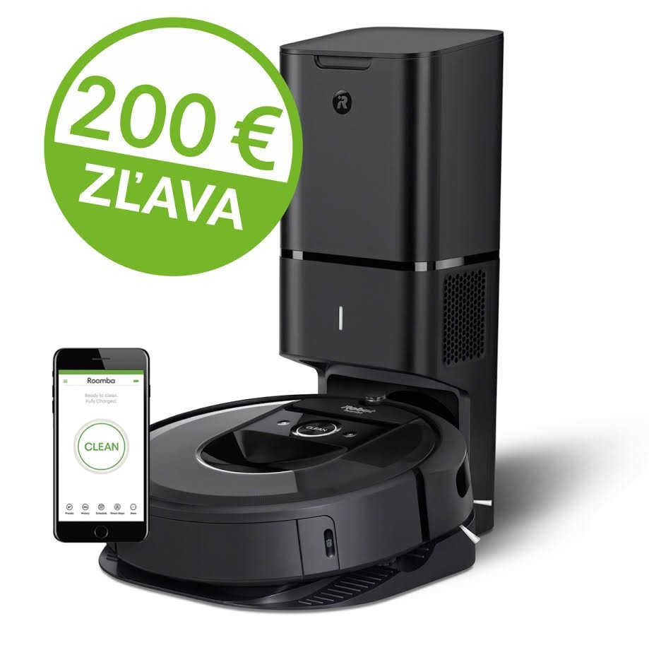 iRobot Roomba i7+ (7558)